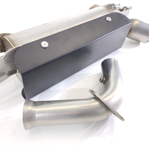 Honda Tallon 1000 R/X/4 Stalinless Slip On Muffler