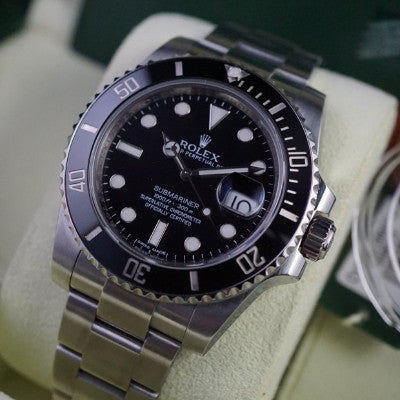 Rolex Submariner Stainless Steel 116610LN