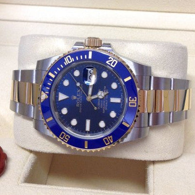 Rolex Submariner Gold & Stainless Steel 116613LB