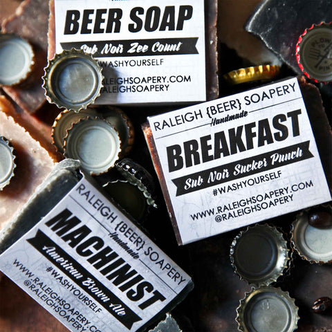 SPECIALTY BEER SOAP