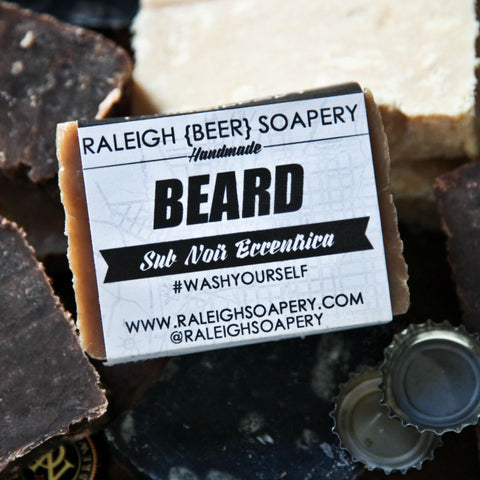 BEER SOAP BEARD SOAP