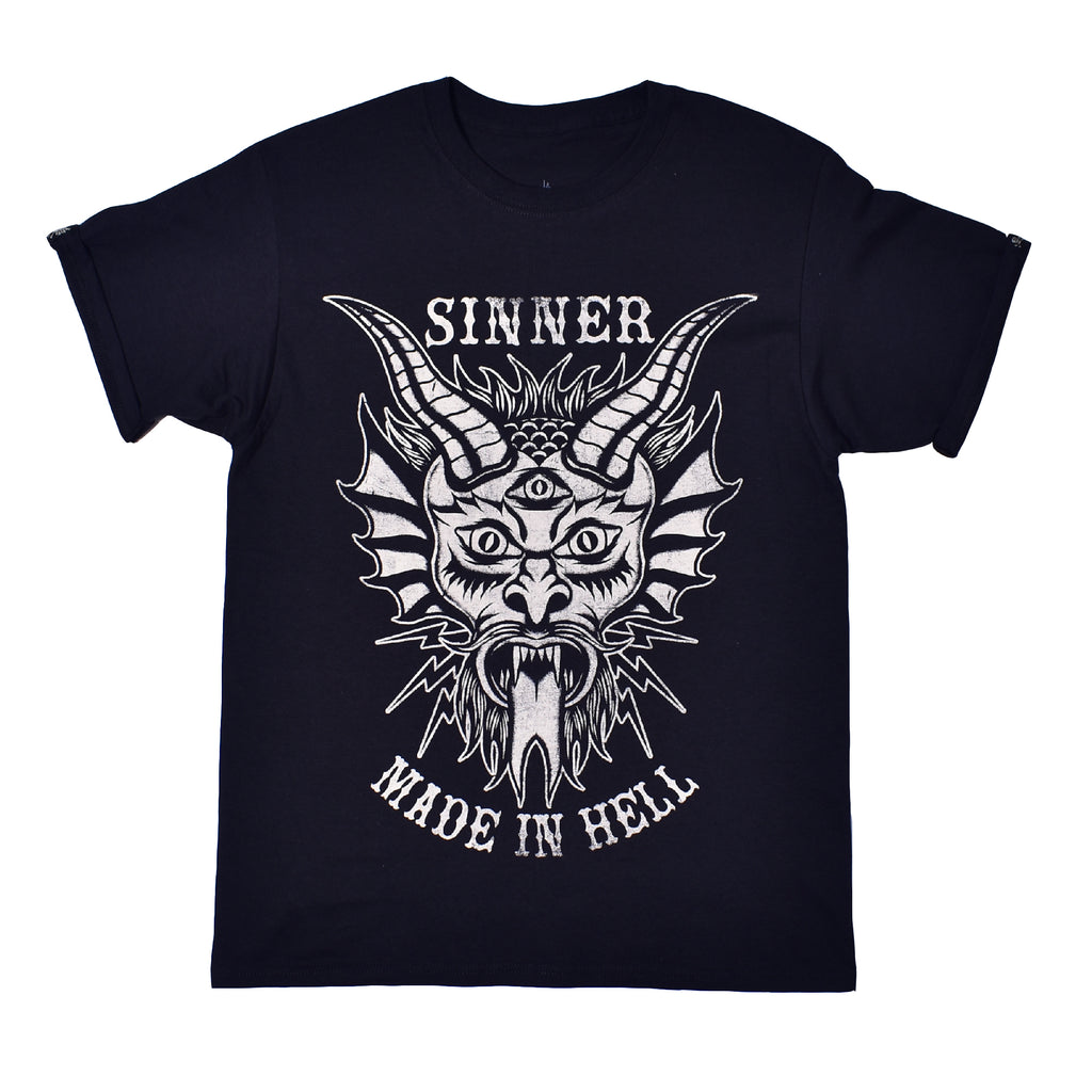 T SHIRT MEN Sinner