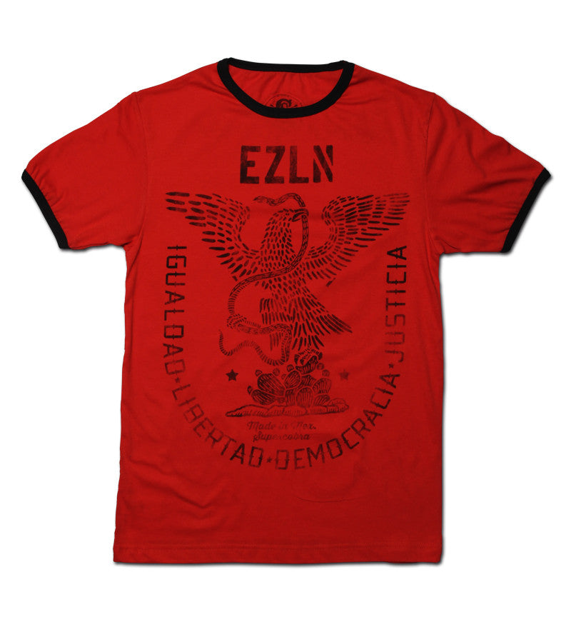 T SHIRT MEN SC EZLN