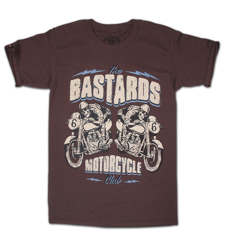T SHIRT MEN LMDD The Bastards