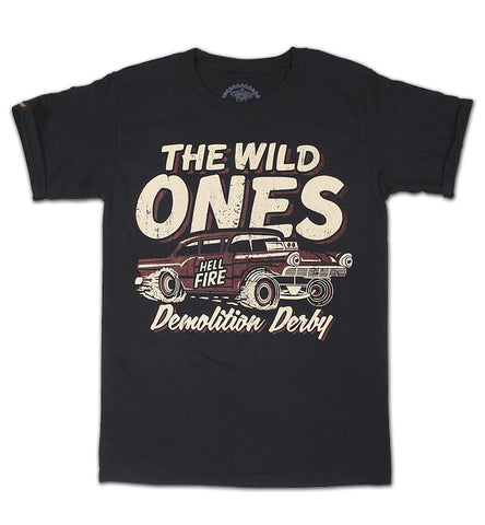 T SHIRT MEN LMDD The Wild Ones