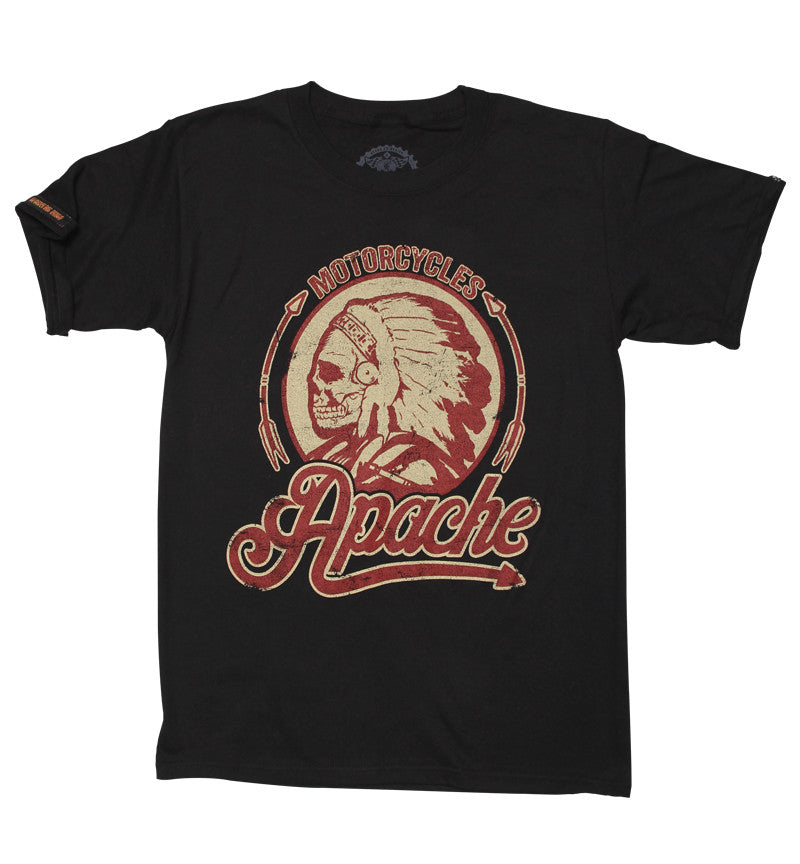 T SHIRT MEN LMDD Apache