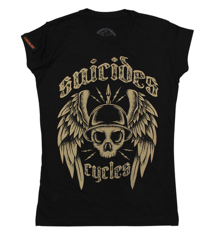 T SHIRT WOMEN Suicides