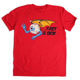 T SHIRT MEN LMDD Fast & Sick