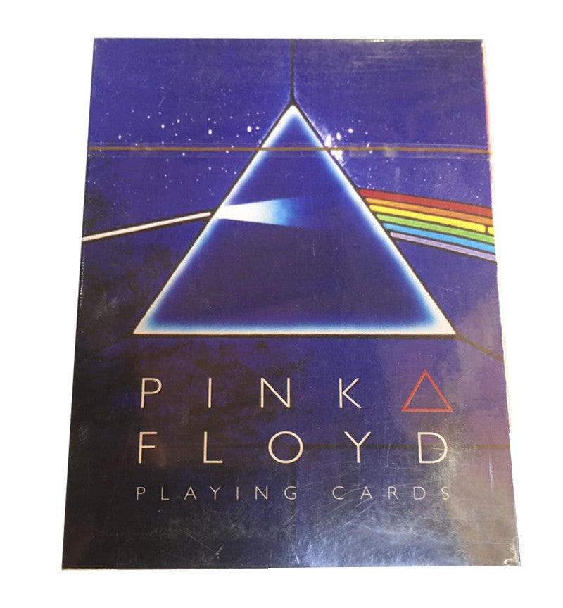 Playing Card Set Pink Floyd