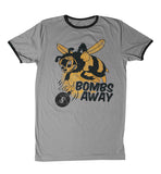 T SHIRT MEN SC Bombs Away 2ª