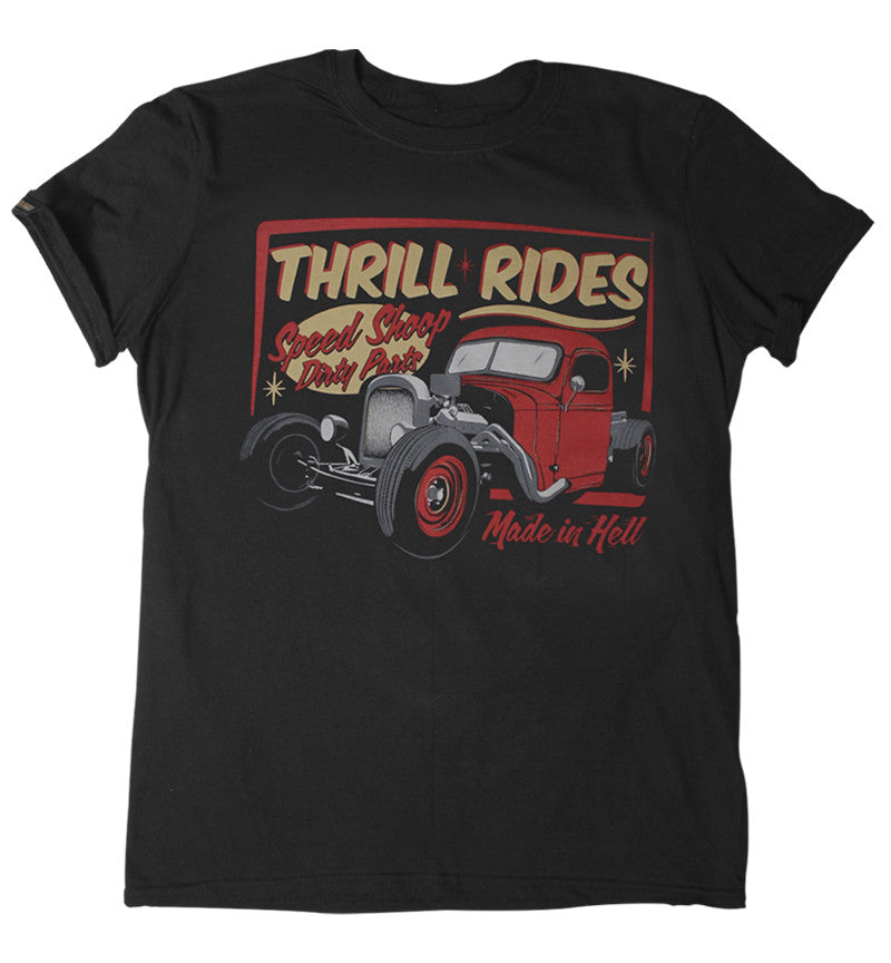 T SHIRT MEN LMDD Thrill Rides