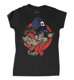 T SHIRT WOMEN BAD WOLF