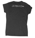 T SHIRT WOMEN LMDD  BLACK CAT 3ª