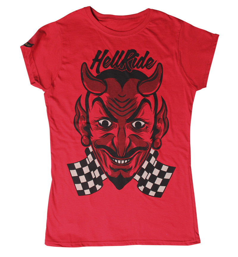 T SHIRT WOMEN HELLRIDE