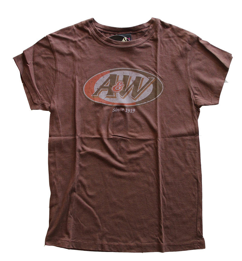 T SHIRT WOMEN WISH a&w