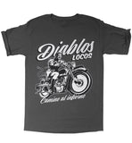 T SHIRT MEN Diablos Locos