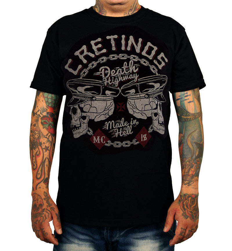 T SHIRT MEN LMDD Cretinos