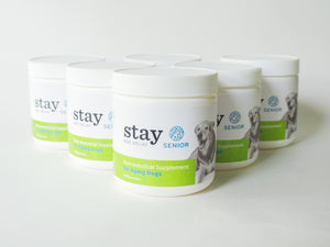 STAY Age Delay SENIOR - 180 Day Supply