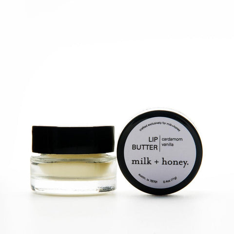 milk + honey lip butter 40