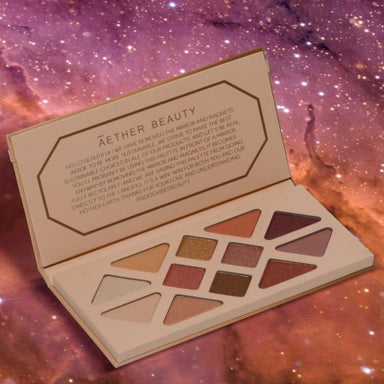 Āether Beauty Summer Solstice Palette Eye Shadow Āether Beauty