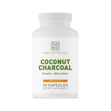 Amy Myers Coconut Charcoal Capsules Supplement Amy Myers MD