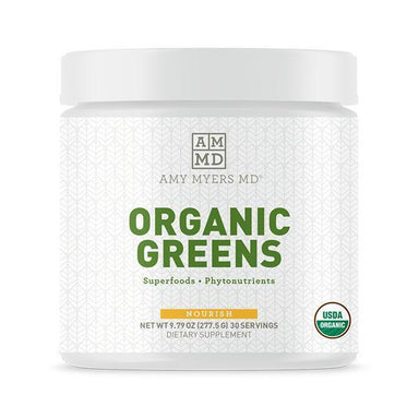 Amy Myers Organic Greens Supplement Amy Myers MD