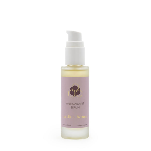 Antioxidant Serum Serum milk + honey