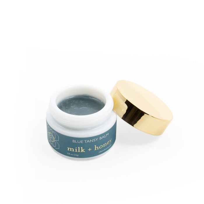 Blue Tansy Balm Balm milk + honey