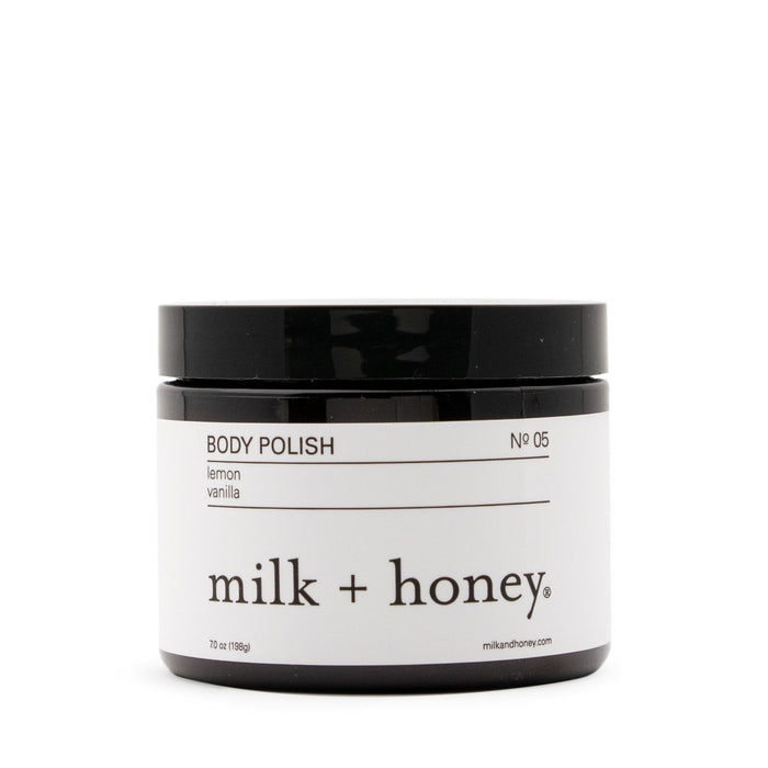 Body Polish, Nº 05 body polish milk + honey