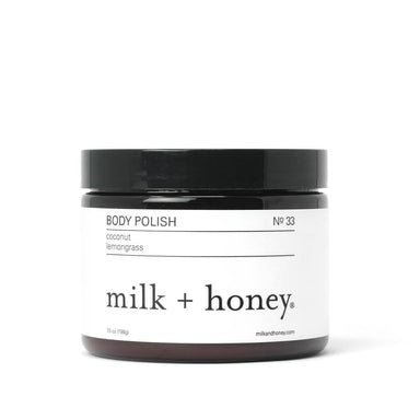 Body Polish, Nº 33 body polish milk + honey