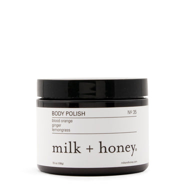 Body Polish, Nº 35 body polish milk + honey