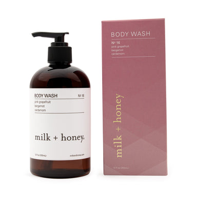 Body Wash, Nº 16 Body Wash milk + honey