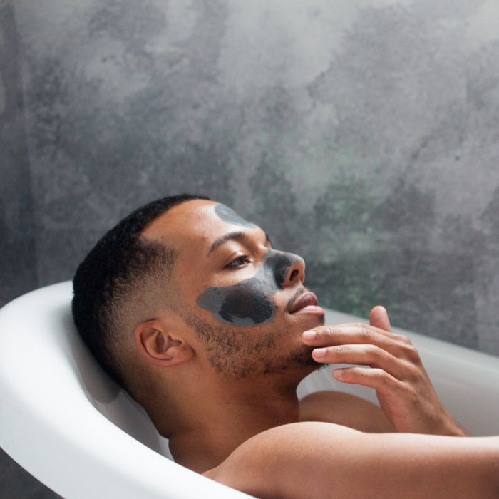 Charcoal Clay Masque Masks and Exfoliants milk + honey