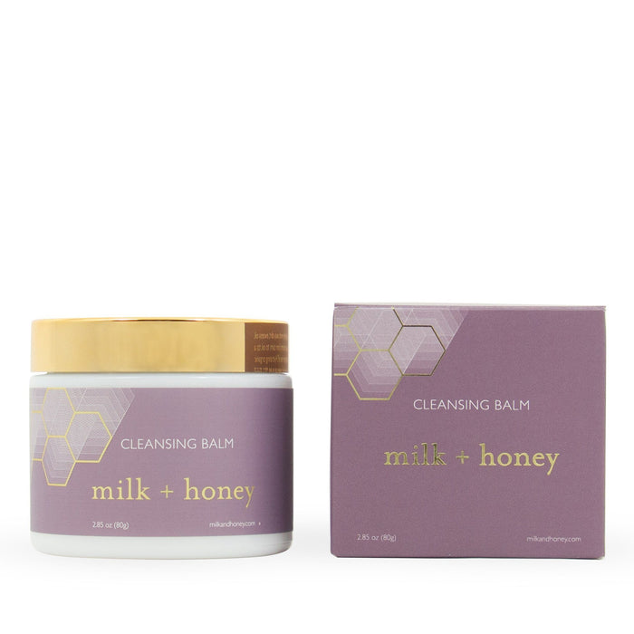 Cleansing Balm Cleanser milk + honey