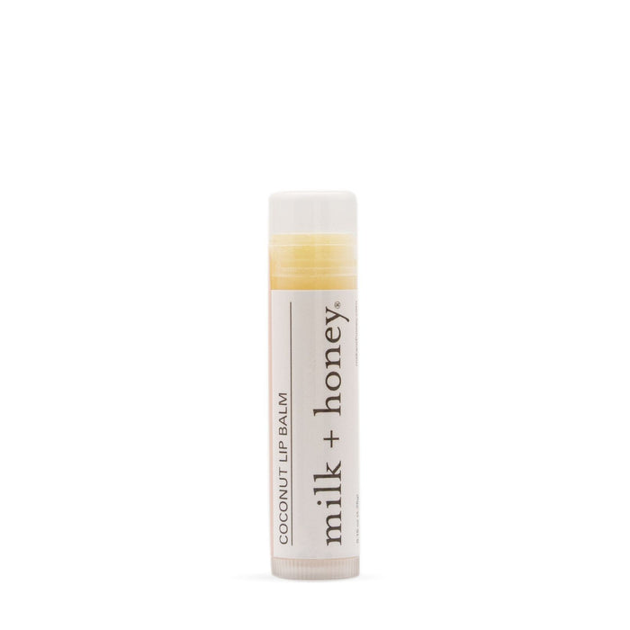 Coconut Lip Balm Lip Balm milk + honey Coconut