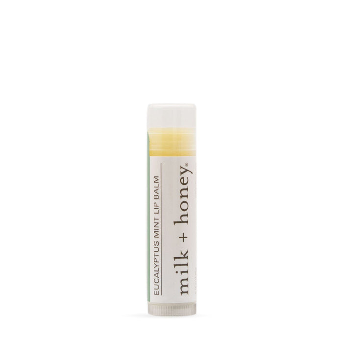 Coconut Lip Balm Lip Balm milk + honey Mint