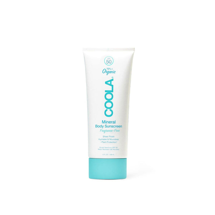 COOLA Mineral Body Sunscreen Lotion SPF 50 Suncare COOLA