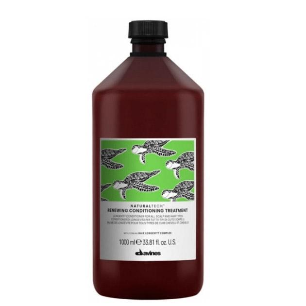 Davines Naturaltech Renewing Conditioning Treatment Hair Treatment Davines 1000 ml