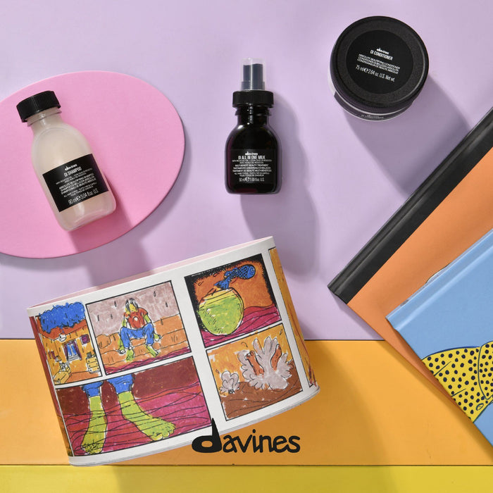 Davines OI Travel Set Gift Set Davines