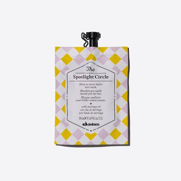 Davines The Spotlight Circle Mask Hair Treatments Davines