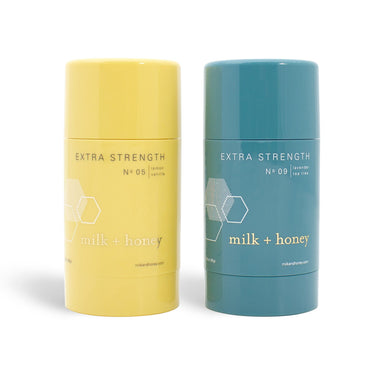 Extra Strength Deodorant Deodorant milk + honey