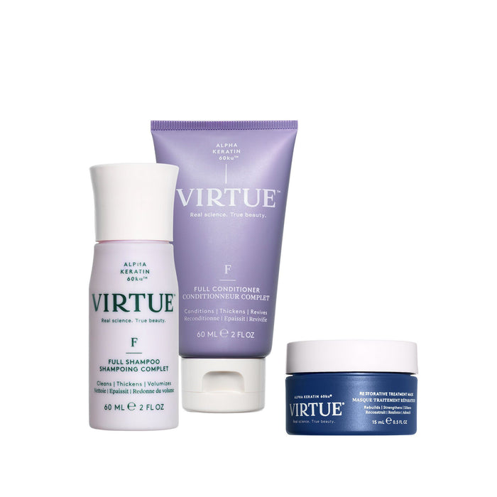 Full Discovery Kit Hair Treatments Virtue Labs