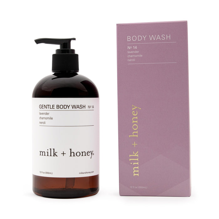 Gentle Body Wash, Nº 14 Gentle Body Wash lavender, chamomile, neroli