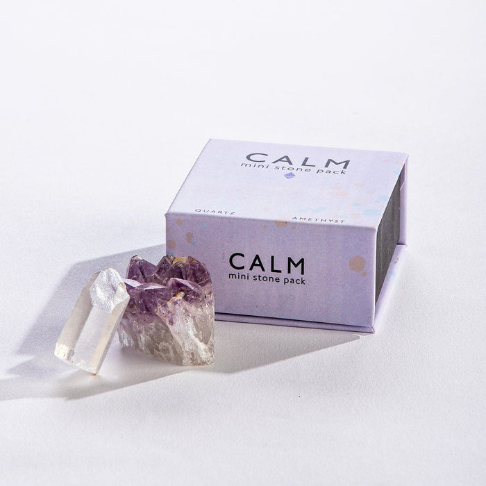GeoCentral Calm Mini Stone Pack Gift Set GeoCentral