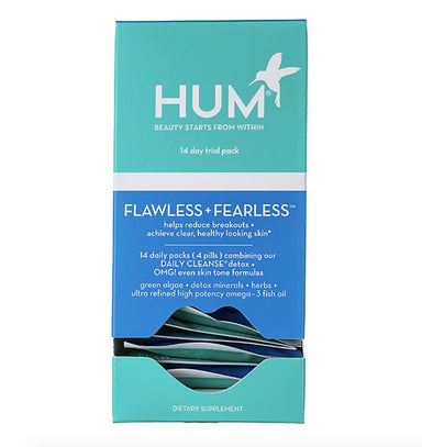 HUM Flawless + Fearless Supplement Supplement HUM Nutrition