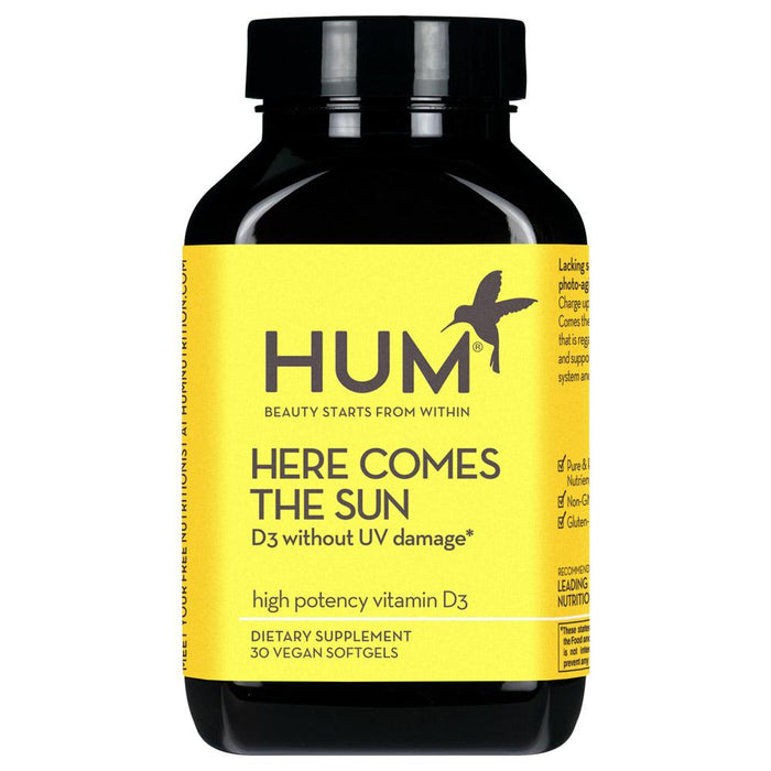 HUM Here Comes The Sun Supplement Supplement HUM Nutrition