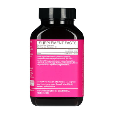 HUM Killer Nails Biotin Supplement Supplement HUM Nutrition