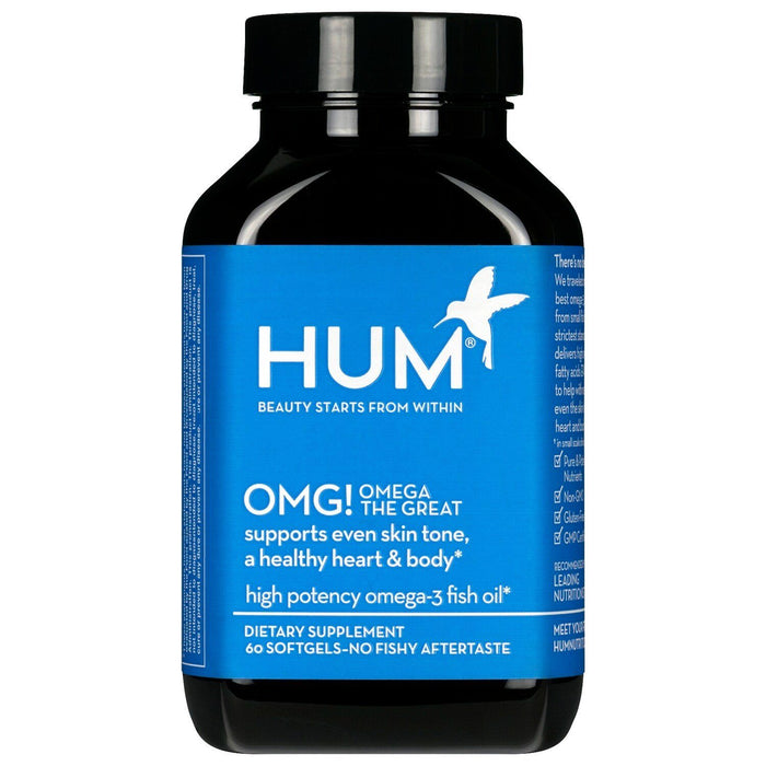 HUM Omega The Great Supplement Supplement HUM Nutrition