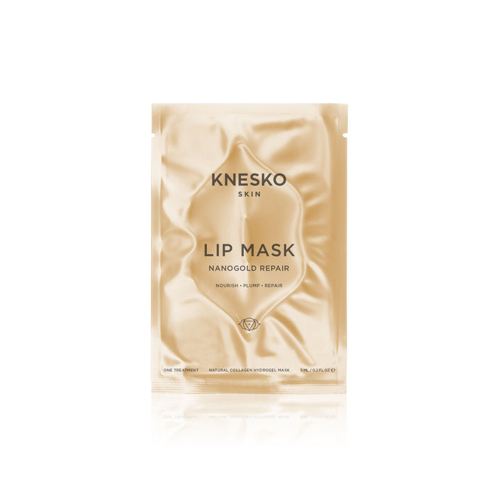 KNESKO Nano Gold Repair Collagen Lip Mask Masks and Exfoliants KNESKO