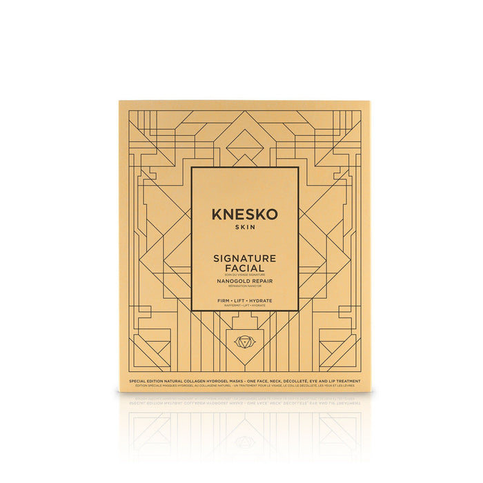 KNESKO Nano Gold Repair Face Mask Masks and Exfoliants KNESKO